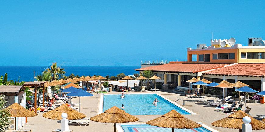 Hotel Kouros Palace