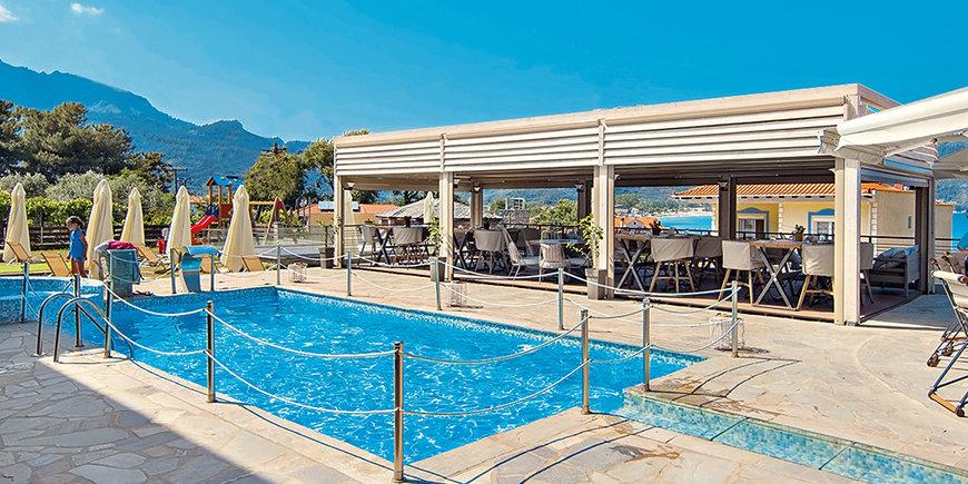 Hotel Ntinas Filoxenia