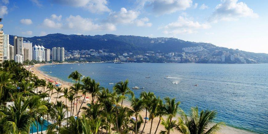 Wakacje pod palmami! Acapulco