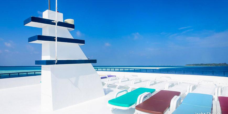 Ahoj Malediwy!