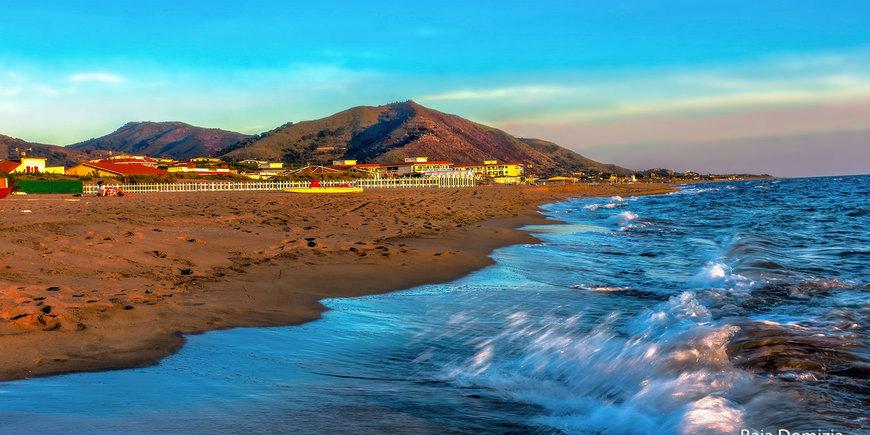 Weekend na plaży – Baia Domizia