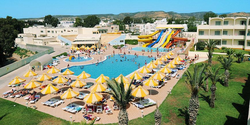 Hotel PrimaSol Omar Khayam Resort & Aquapark