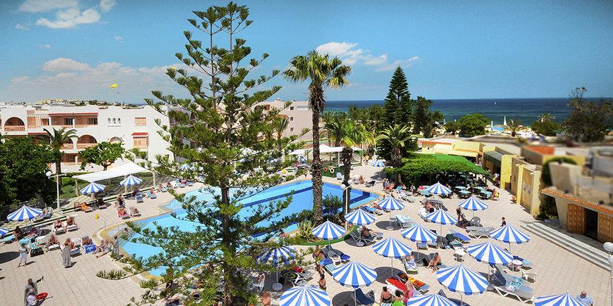Hotel Le Soleil Abou Sofiane