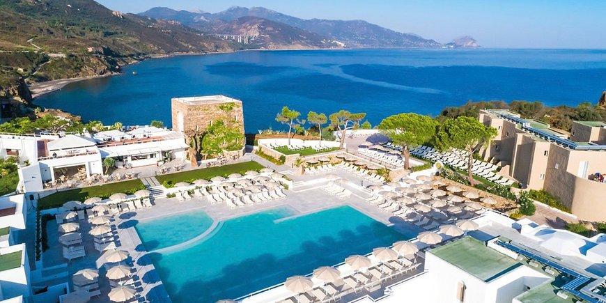 Hotel Pollina Resort