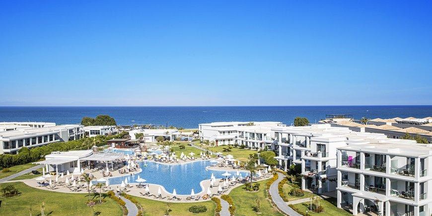 Hotel LTI Asterias Beach Resort