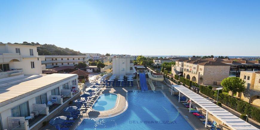 Hotel Delfinia