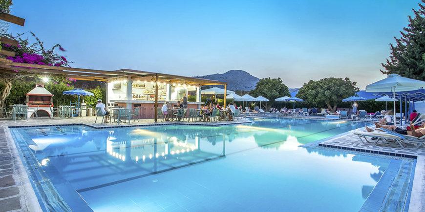 Hotel Loutanis Beach