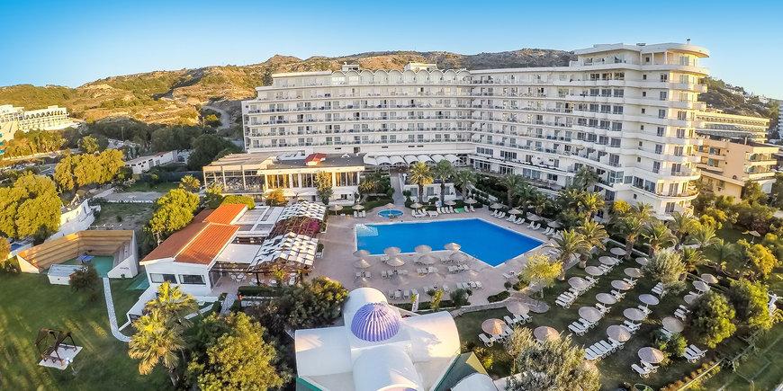 Hotel Pegasos Beach