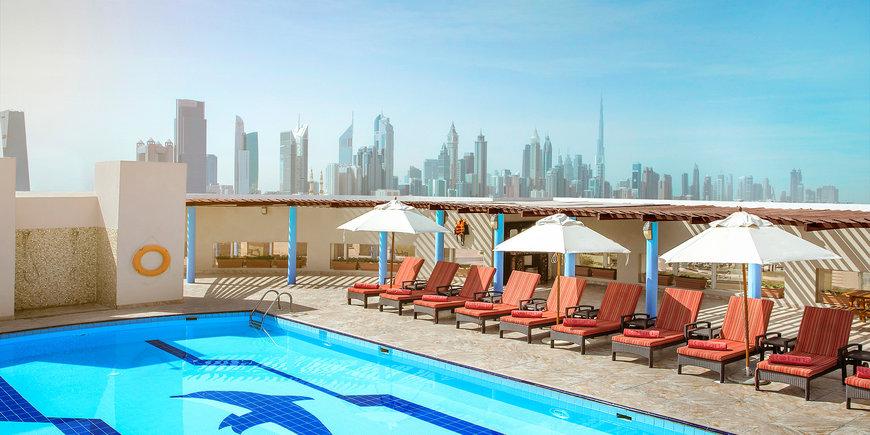 Hotel Jumeirah Rotana