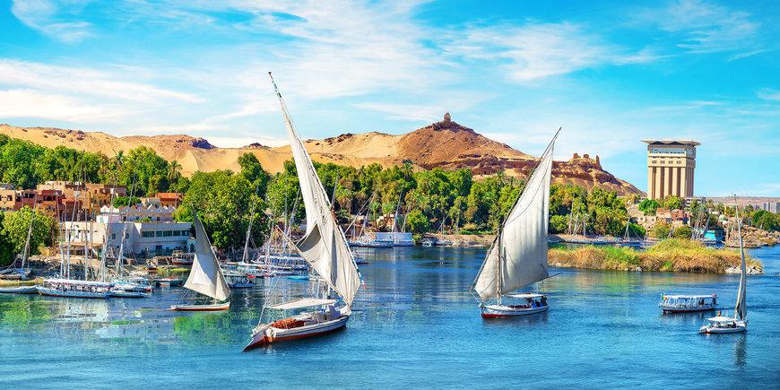 Śladami starożytnej Nubii