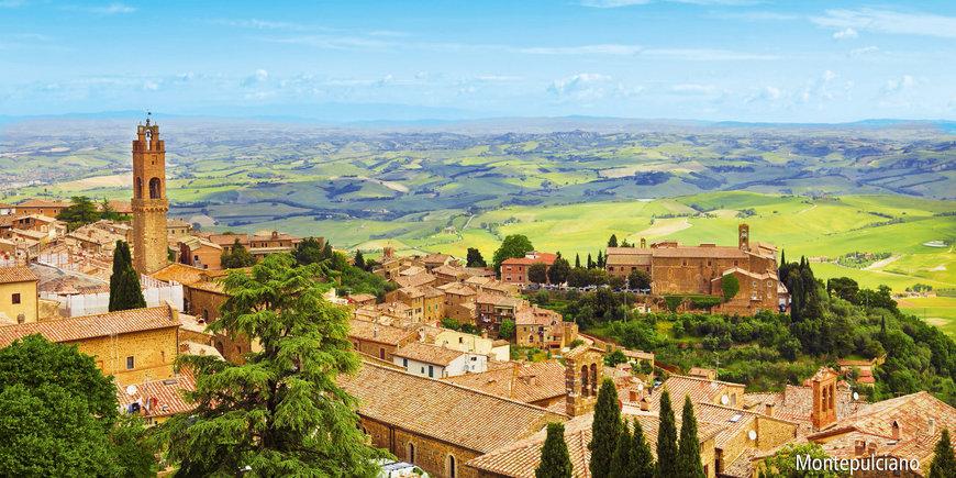 Zaproszenie do Toskanii