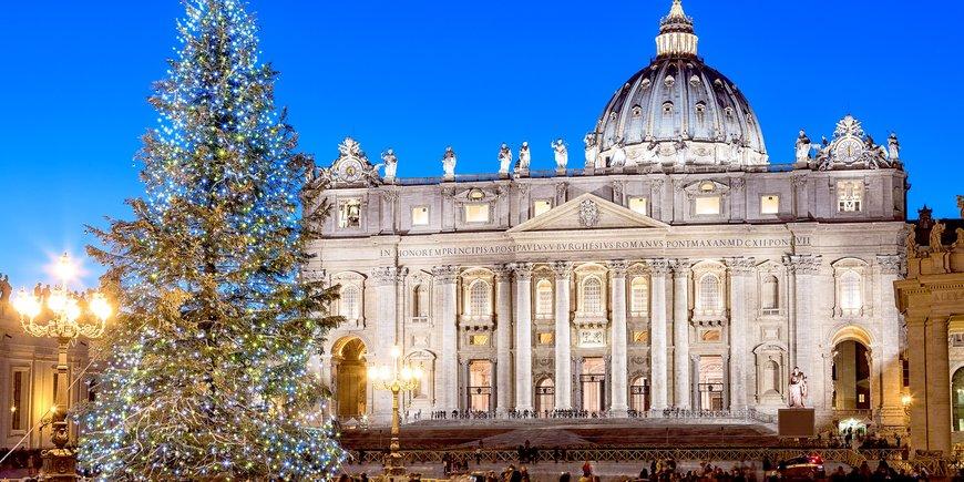 Pasterka w Watykanie