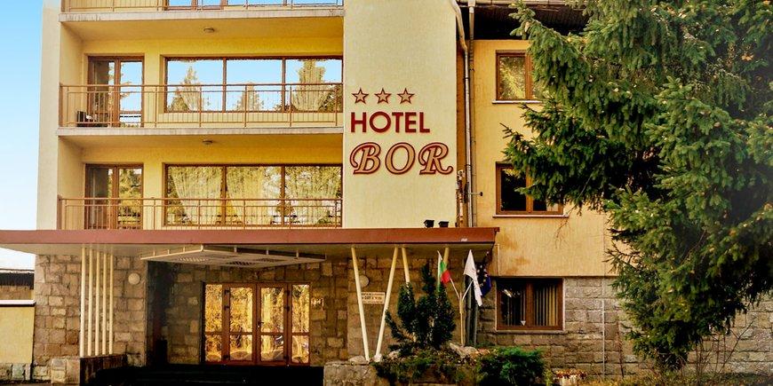 Hotel Bor