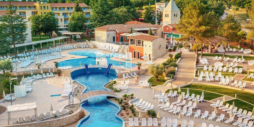 Hotel Village Sol Garden Istria