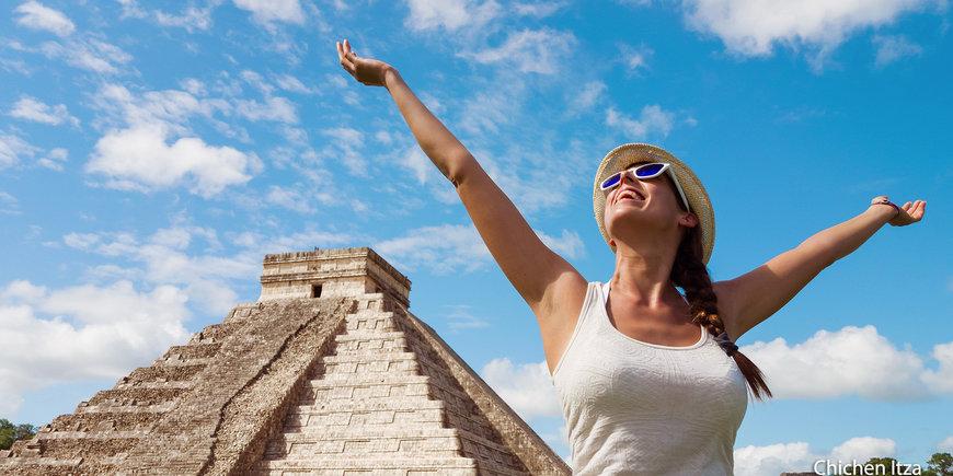 W słońcu Majów