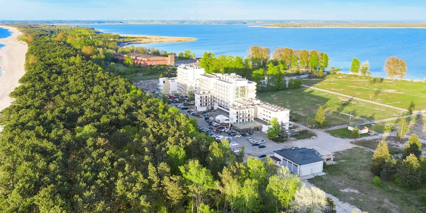 Aparthotel Blue Marine Mielno