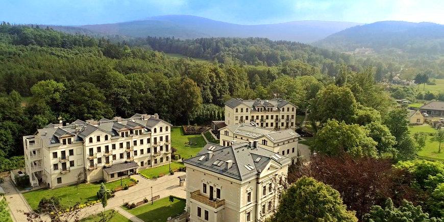Hotel Cottonina Mineral Spa Resort