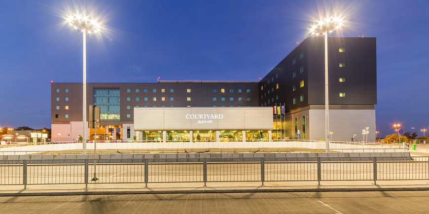Hotel Courtyard by Marriott Warsaw Airport