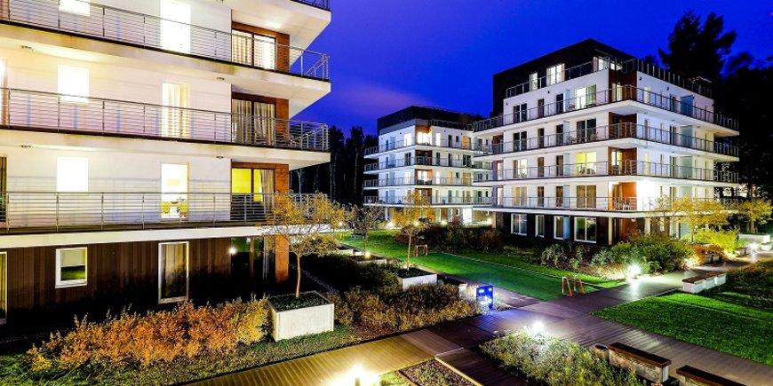 Hotel Golden Tulip Międzyzdroje Residence