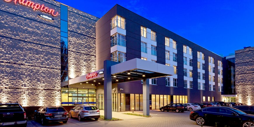 Hotel Hampton By Hilton Warsaw Airport