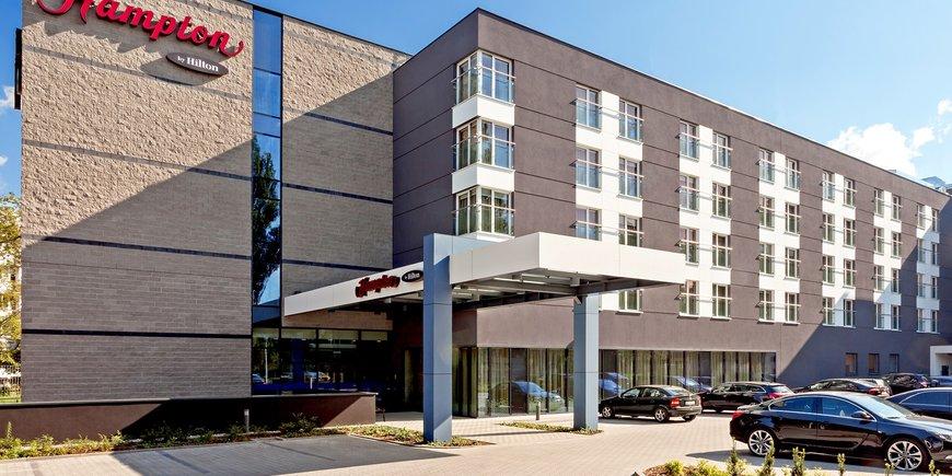 Hotel Hampton by Hilton Gdańsk Airport
