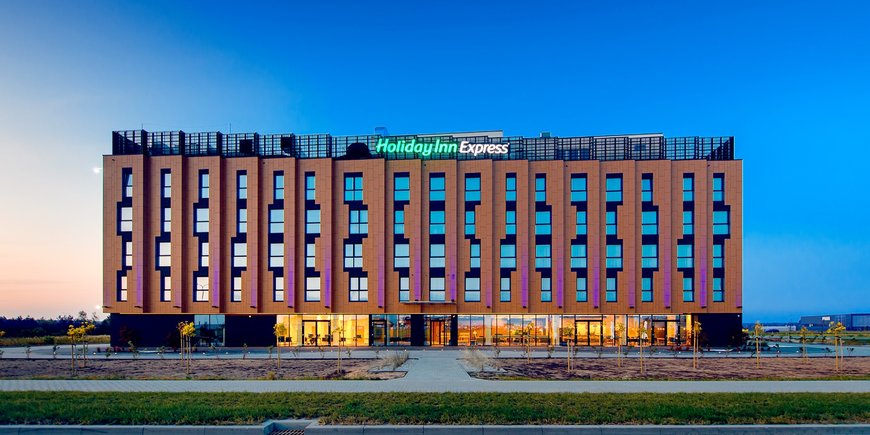 Hotel Holiday Inn Express Rzeszów Airport