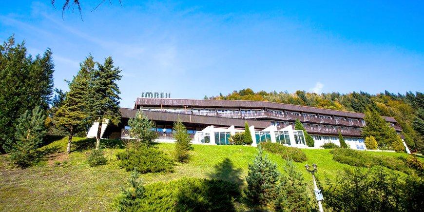 Hotel NAT OLW Smrek Piwniczna Zdrój
