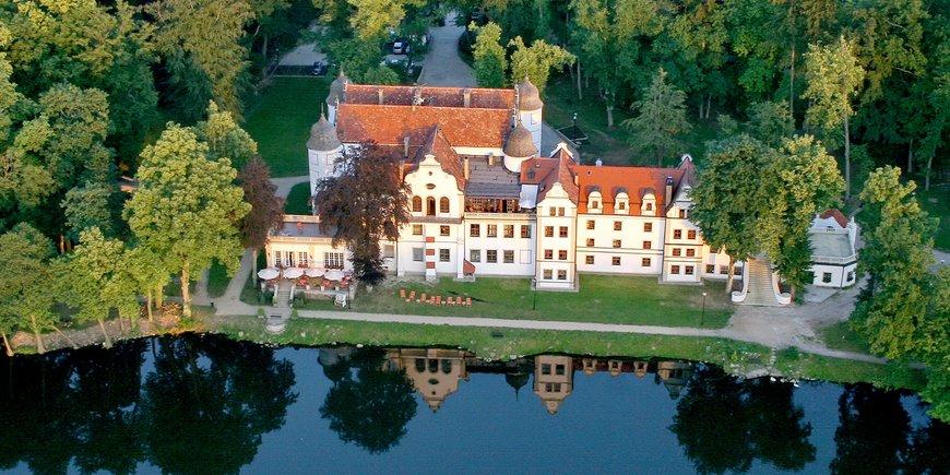 Hotel Podewils Zamek w Krągu
