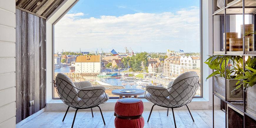 Hotel PURO Gdańsk Stare Miasto