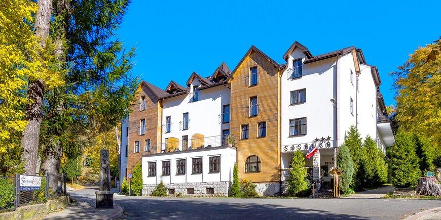 Sasanka Hotel SPA Resort