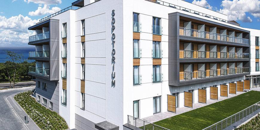 Hotel Sopotorium Medical Resort