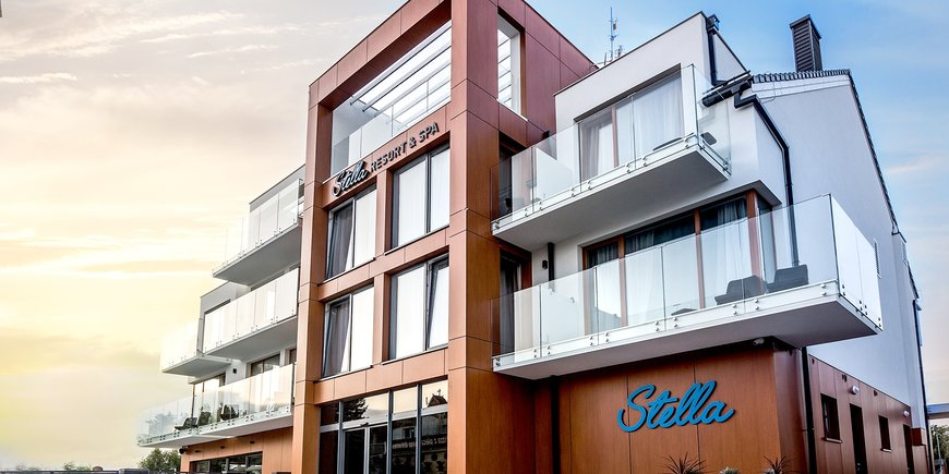 Hotel Stella Resort & Spa Chłapowo