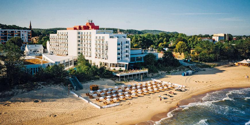Hotel Vienna House Amber Baltic Międzyzdroje
