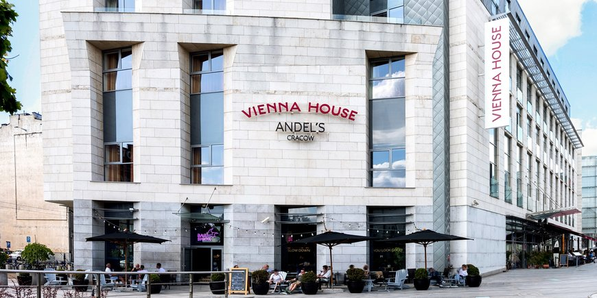 Hotel Vienna House Andel's Cracow