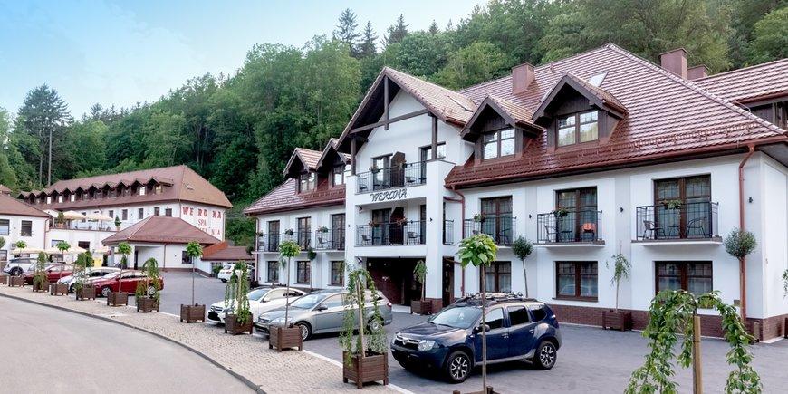 Hotel Werona Wellness & SPA