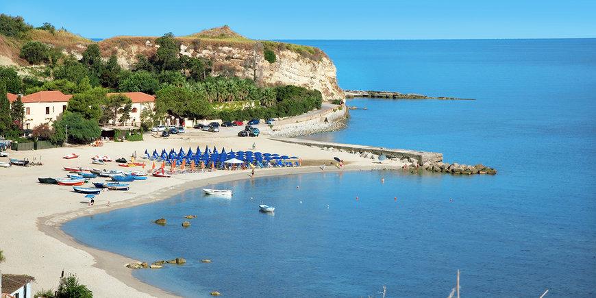 Hotel Baia Delle Sirene Beach Resort