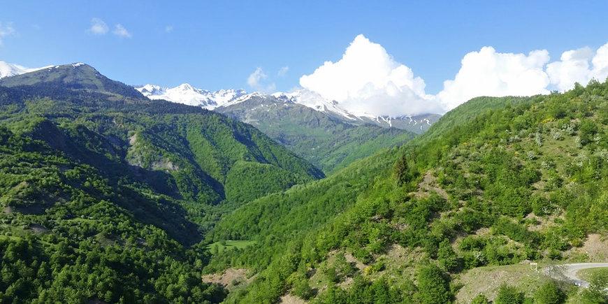 Off-road i na trasie - Gruzja