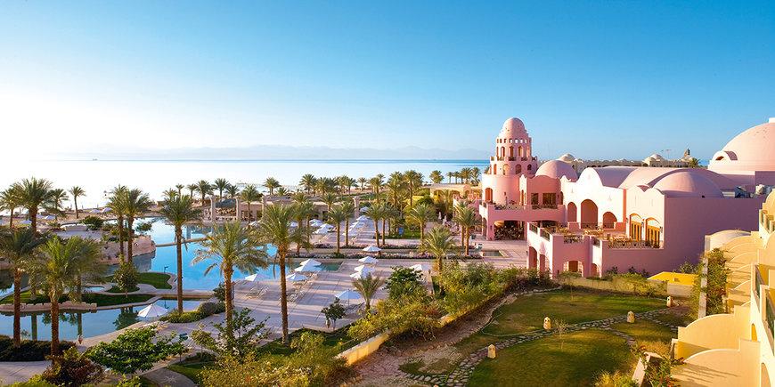 Hotel Mosaique Beach Resort Taba Heights (ex. Sofitel Taba Heights)