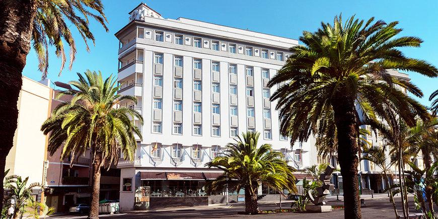 Hotel Occidental Santa Cruz Contemporaneo