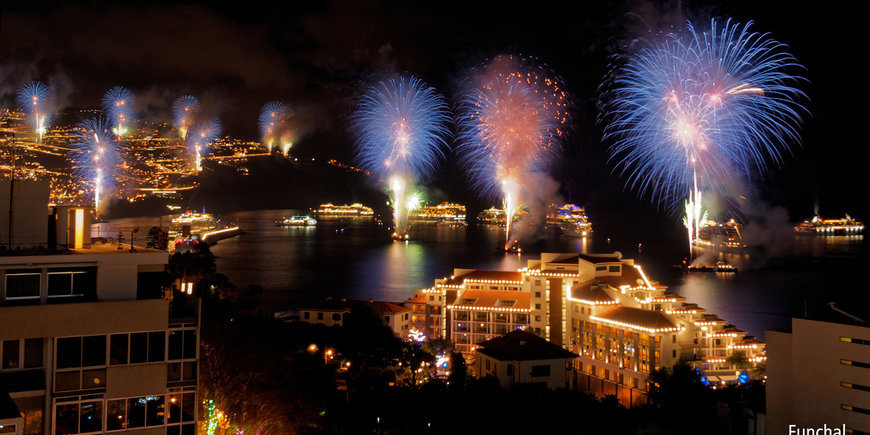 New Year's Eve in Madeira!