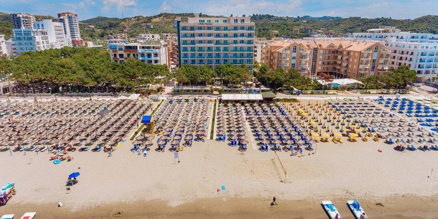 Hotel Albanian Star