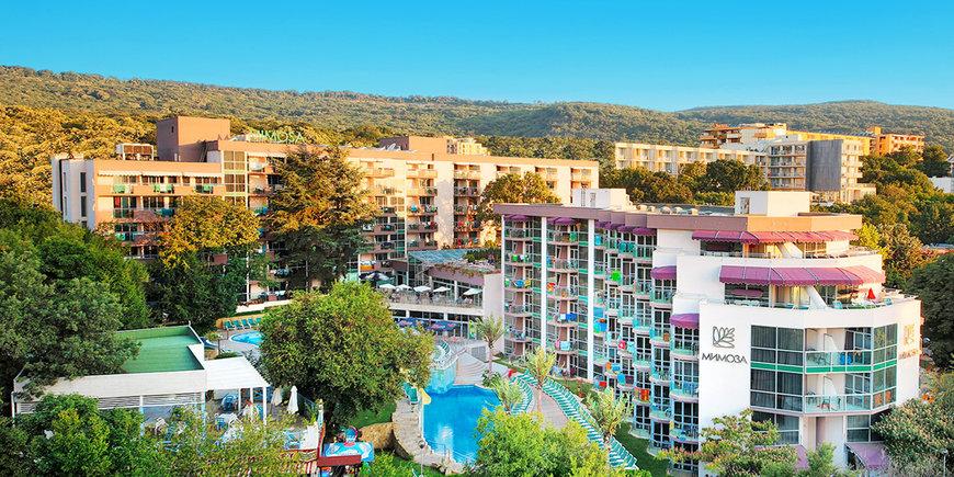 Hotel Mimosa & Spa