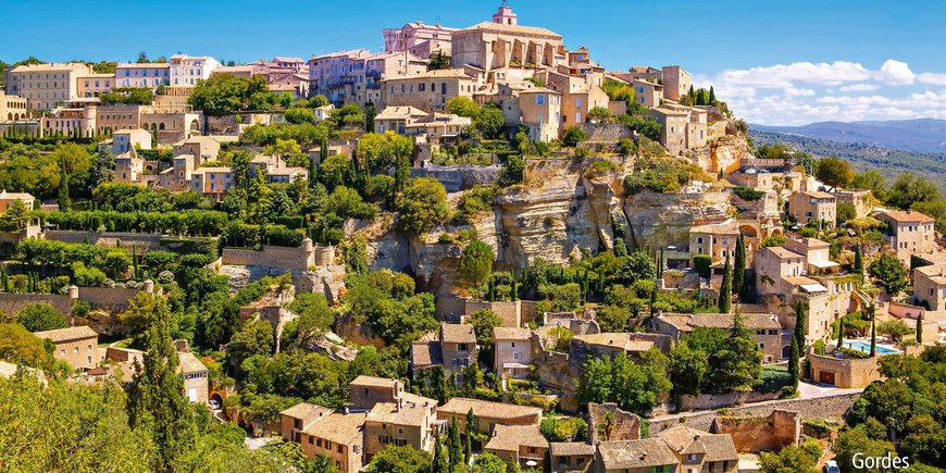 Najpiękniejsze miasteczka Prowansji