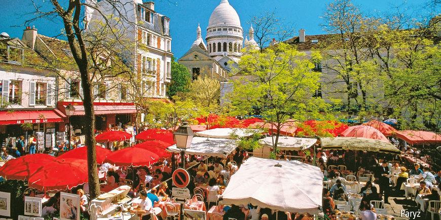 Paris, Paris…