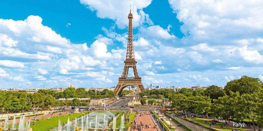 Paryż i Prowansja