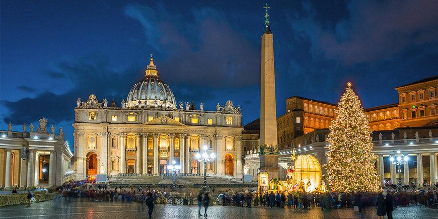 Boże Narodzenie w Rzymie