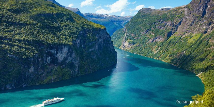 Do fiordów Norwegii