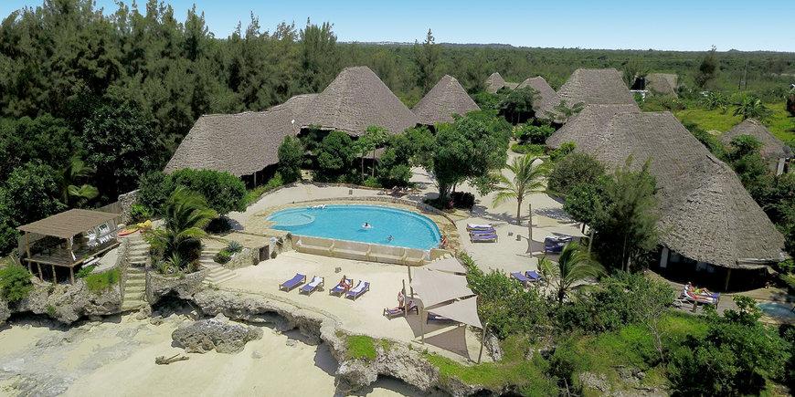 Hotel Marafiki Bungalows