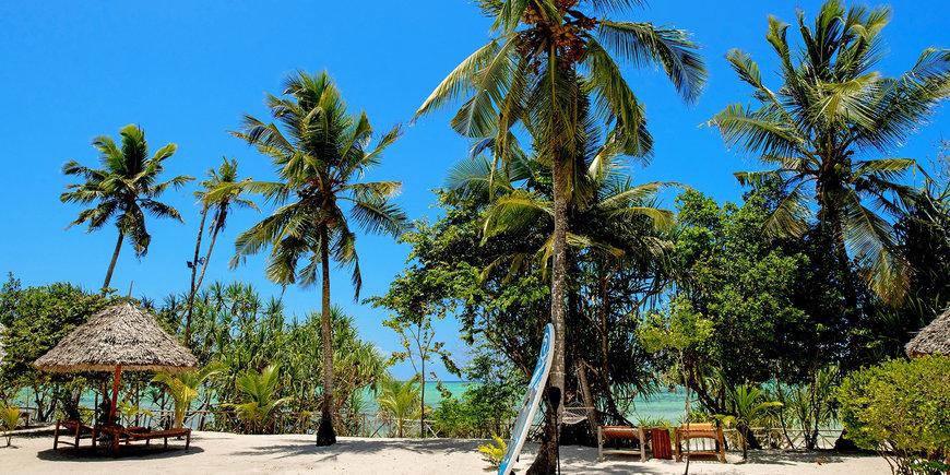 Tikitam Palms Boutique Hotel