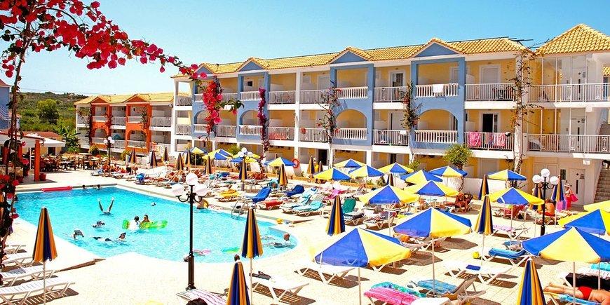 Hotel Tsilivi